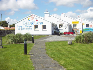 Spiddal Craft Village