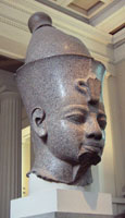 Head of Amenhotep