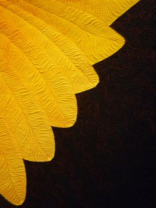 Close-up on 'Phoenix Rising'