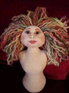 Start of the new doll