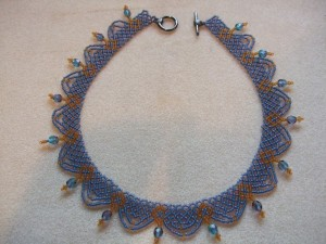Victoria Necklace by Amanda Tinkler