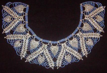 Hojas necklace