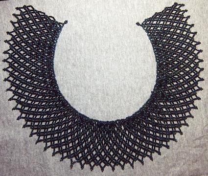 Кружево сарагуро схема